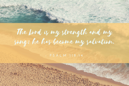 My Strength, My Song