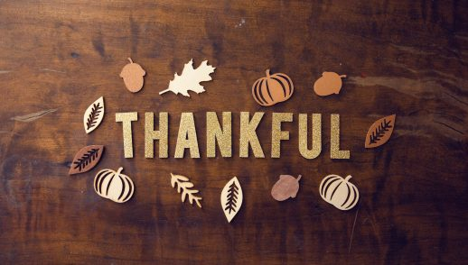Give Thanks for the Things You Complain About